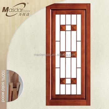Johor Malaysia New Design Veranda Wooden Folding Doors