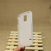TPU case for sumsung galaxy s5 jelly tpu skin