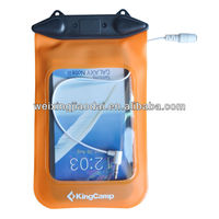 Diving Floating Feel Free PVC Water Proof Bag For Mobile Phone 10M with Jack