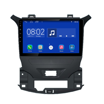 9 Inch Android 7.1 Car DVD Player, Quad Core, GPS, Radio, Bluetooth For Chevrolet Cruze