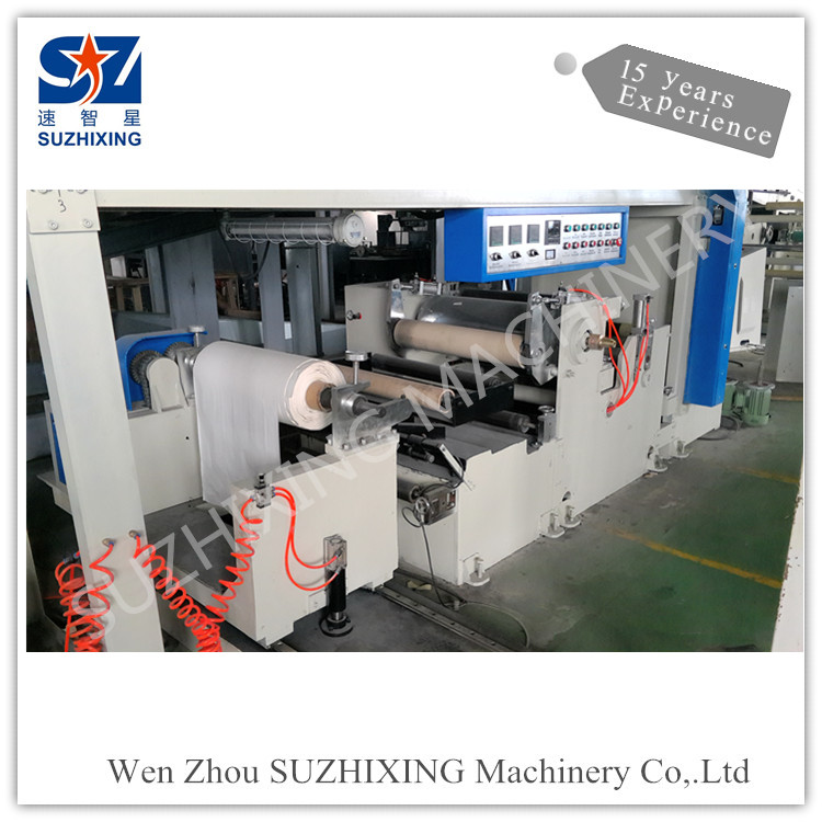 High Quality Hight Speed uv coating machine adhesive coating machine Hot melt spray laminating coating machine