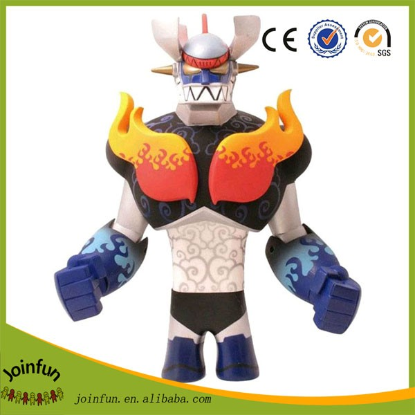 Custom Cartoon movable action figure,OEM articulated ABS action figure,12-inch custom action figuer factory