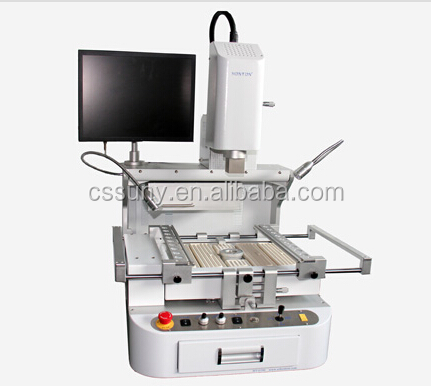 High precision bga rework station repair laptop machine with ccd camera bga reball tool for motherboards repair