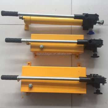 Best Manual Hydraulic Oil Pump With Hydraulic Jack