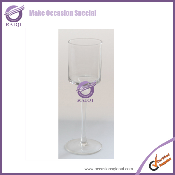 #17368 polycarbonate wine glass, plastic wine glass
