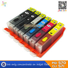 New arrival!570 571 refill ink cartridge for canon MG 5750