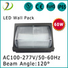 Meanwell driver UL List LED Downlight Wall Pack Light