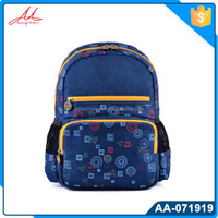 Latest korean cute 600D backpack with high quality