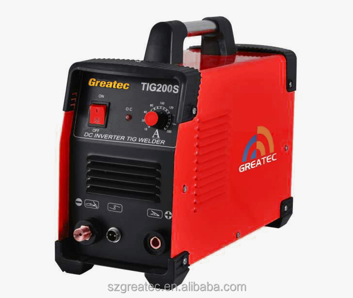 portable electric welding machine single board welder TIG200S