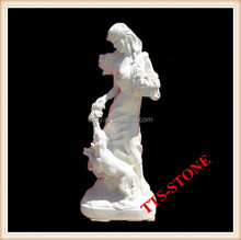 Marble stone mermaid statues for sale
