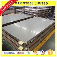 China Supplier Mill Edge Full Hardened Stainless Steel Sheet 0.2mm Ss400 Steel Plate