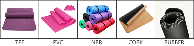 Wholesale eco friendly 6mm 8mm 10mm balance mat manufacturer
