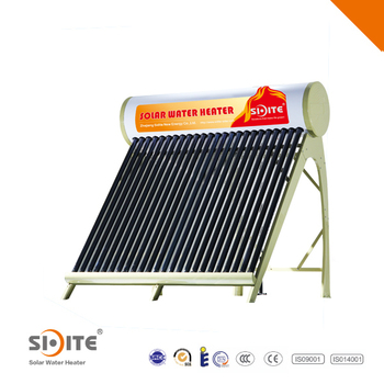 Thermosiphon Solar Water Heater Evacuated Tube Solar Hot Water System