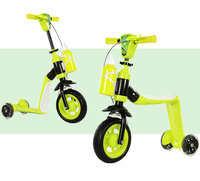 New fashion cheap toys for kids children kick scooter pro scooter three wheel scooter for sale