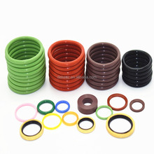 Custom factory price colored viton rubber seal o ring for Hydraulic industry