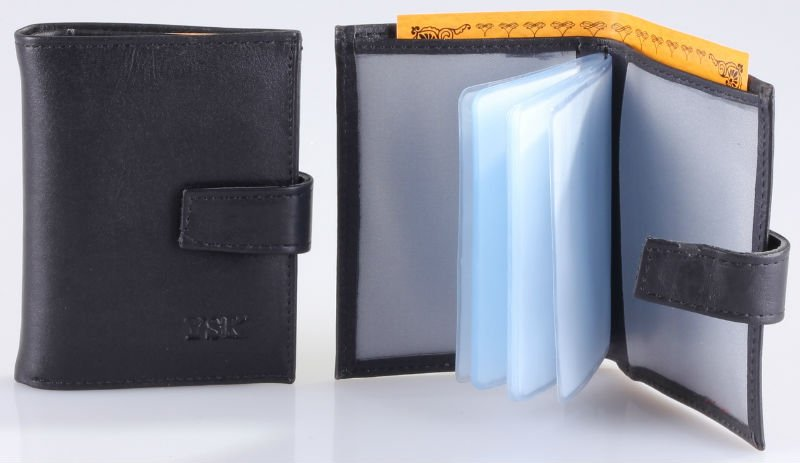 Genuine Leather Card Case / Holder