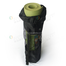 custom portable yoga mats with carry strap