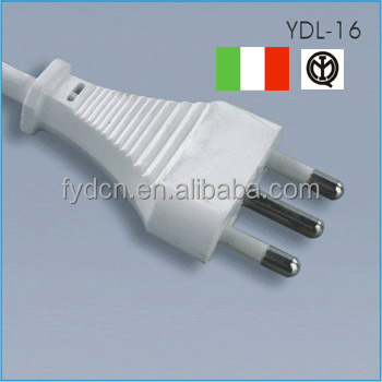 FYD-C9 Italy IMQ approved power plug