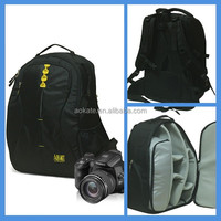 High quality and professional padding digital camera bag and Digital Single Lens Reflex back pack