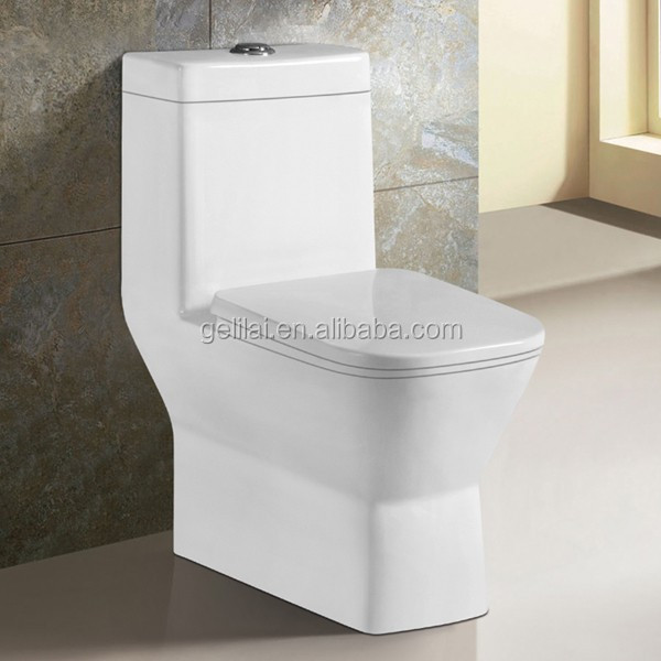 Washdown one piece toilet s/p-trap ceramic sanitary ware