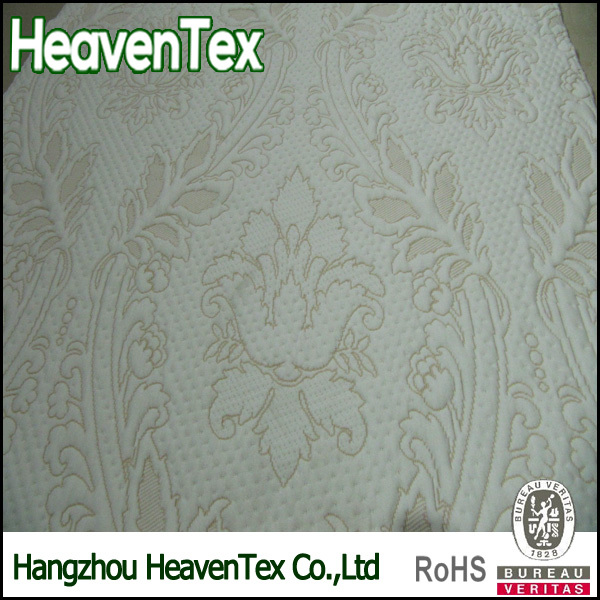 100% Polyester waterproof Mattress protector Ticking Fabric