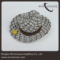 Promotional Cheap Adjustable Cowboy Hat Y040616