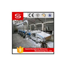 fiber cotton yarn fabric waste recycling machine