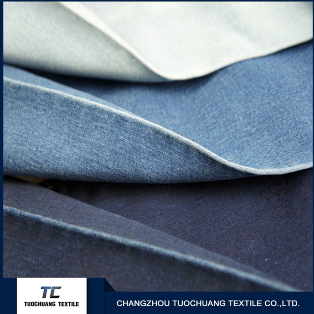 Best price of different types soft textile denim fabric 11oz