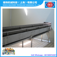 Automatic Juice Sterilizer, Drink Bottle Inverted Sterilizing Machine