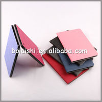 For Leather iPad Mini Case Colorful Portable Tablet Cover Cases