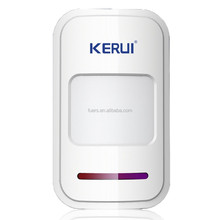 Hot sale Kerui 2017 two way power Built-in antenna PIR motion sensor P819 for security alarm system