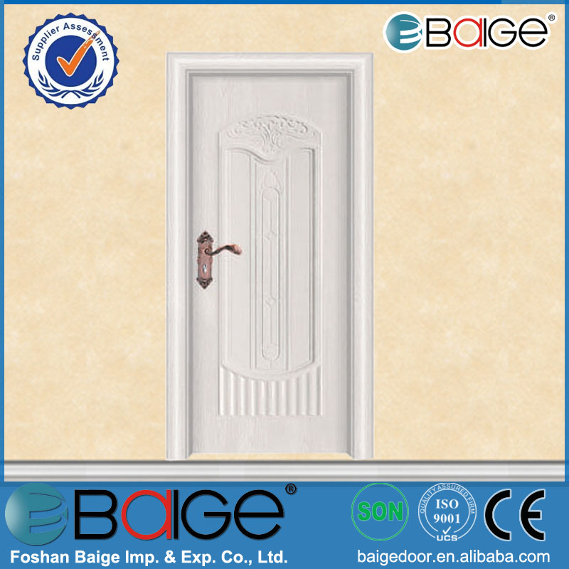 Cheap metal doors wood finish used exterior for sale