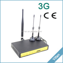 F3426 3g industrial router vpn rs232 to wifi