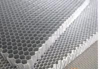 Aluminum Honeycomb Core for Train / Truck panels