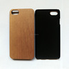 for iphone 8 hybrid case,shockproof pc wood case for iphone 8