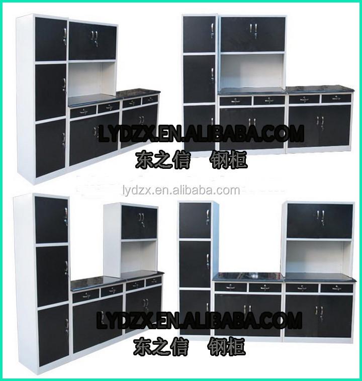 New model ktchen cabinet furniture malaysia aluminium for Model kitchen set aluminium