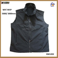 LADIES SOFTSHELL VEST, PRINT AND EMBROIDERY SOFTSHELL VESTS
