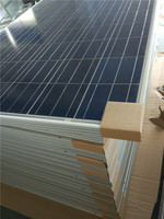 China east best manufacturer 1640*992*40mm Size and Polycrystalline Silicon Material 250W Polycrystalline solar panel from china