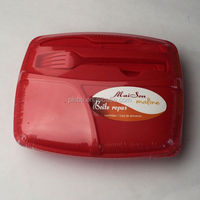 3 Compartments Wholesale Thermal Container For Food