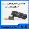 Color Black HM Hair Thickening Fiber