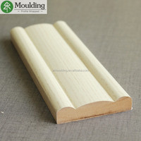 Interior Decorative PVC Wrapped MDF Cabinate Moulding
