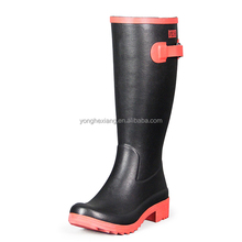 Rubber protect safety boot