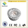 die casting aluminium led spot lamp parts