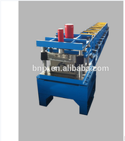 Construction Floor Deck Roll Forming Machine/Steel Metal Deck Floor Rolling Forming Line