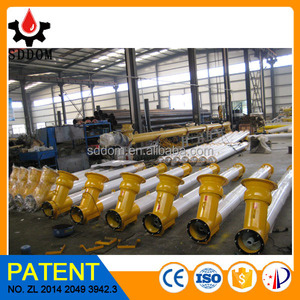 LSY168 cement screw conveyor,cement auger