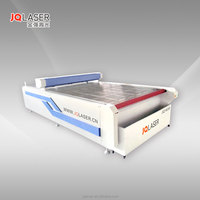 Hot sale! JQ-1630 laser cutting machine,sofa,garment,furniture,fabric,cloth,textile auto feeding laser cutting machine,