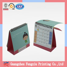 Wholesale Top-grade Mini Colorful Free Printable Calendar 2014
