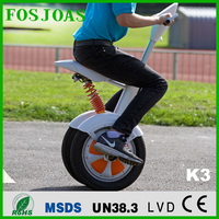 2016 Fosjoas K3 Airwheel A3 Electric Scooter Self Balancing Unicycle Two Wheels adult and kids snow big wheel