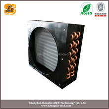 Factory directly sale refrigeration air cooled fridge condenser