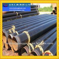 OD 25mm to 356mm Hot Rolled And Cold Drawn ASTM A106/A53 Gr.B Low Carbon Steel Seamless Polyethylene Coating Pipe